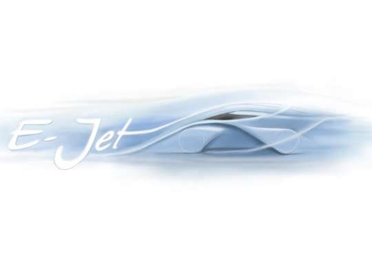 E-Jet electric vehicle