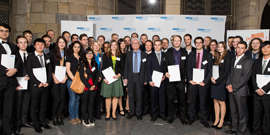 Scholarships at RWTH Aachen University