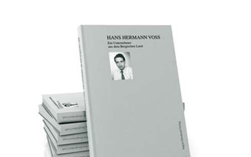 The biography of the benefactor () | Hans Hermann Voss-Stiftung